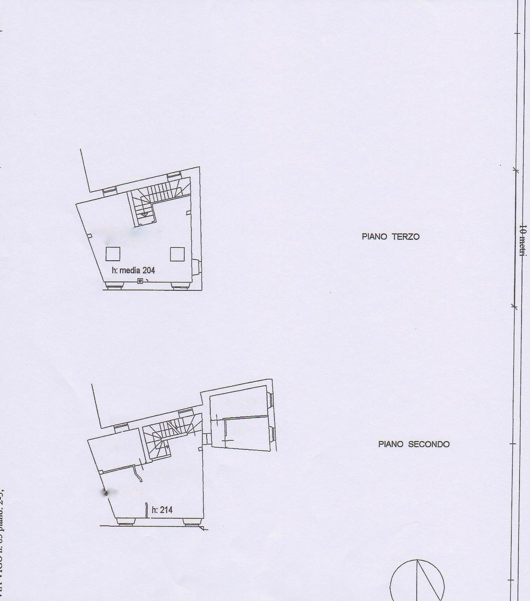 Planimetria Vendita appartamento Castelnuovo Del Garda